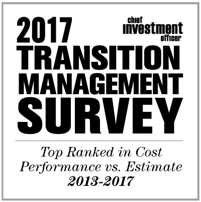 2016 Transition Management Survey