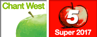 Chant West 5 Apples Super 2016