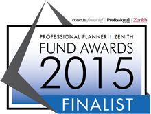 Zenith fund Awards 2015 Finalist