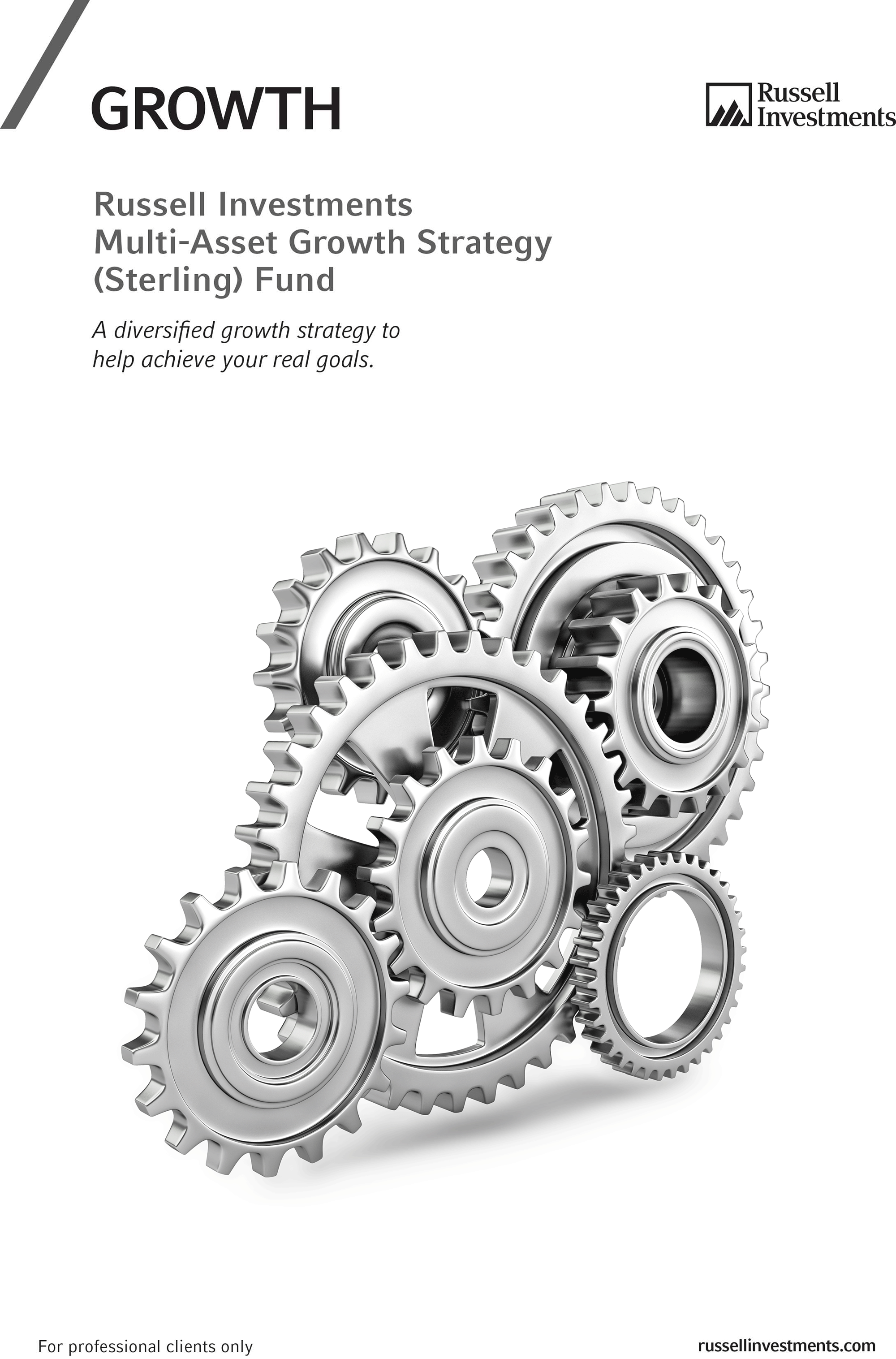 Russell Multi-Asset Growth Strategy Sterling Fund