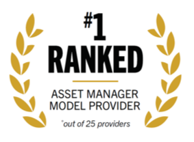 top ranked model provider badge