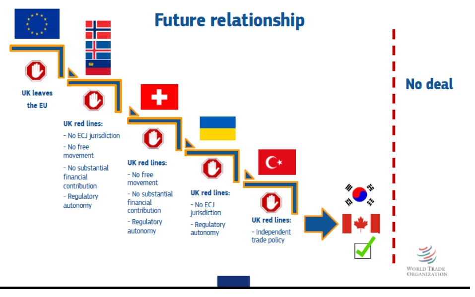 Future relationship between the EU and the UK