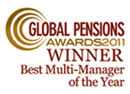Global Pensions Awards 2011 : Best Multi-Manager of the Year