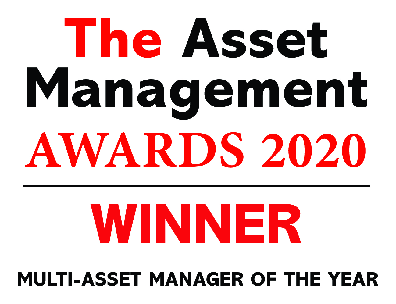 Multi-Asset Manager of the Year
