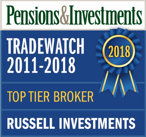 Pensions & Investments - Tradewatch 2011-2018