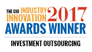 Innovation winner – Investment Outsourcing